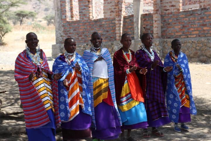 Massai Village